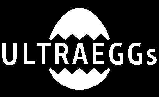 ultraeggsフッターロゴ画像